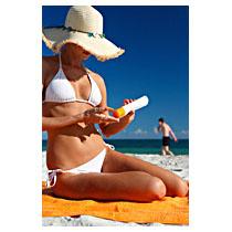 Jak pečovat o pokožku v horkých dnech?